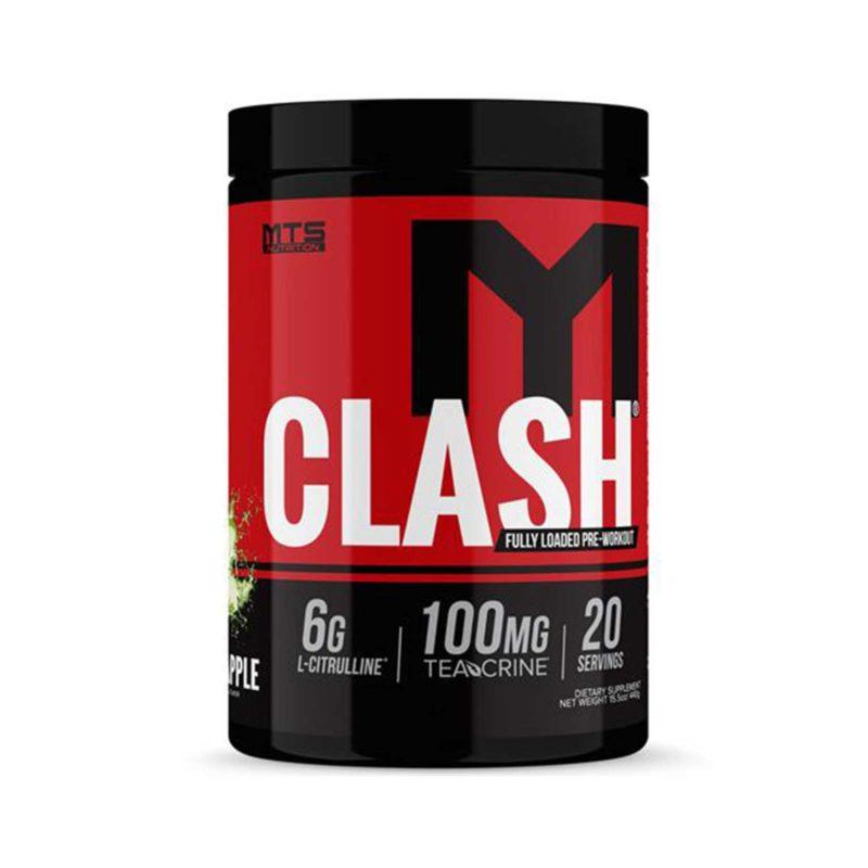 mts nutrition clash