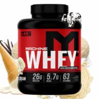 mts machine whey 5lb tub