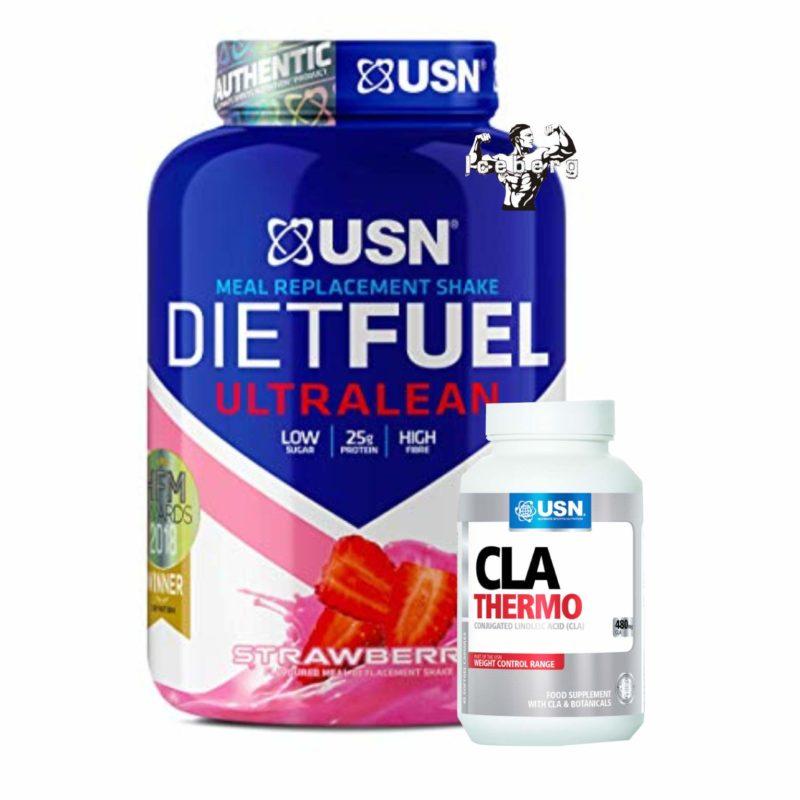 usn diet fuel ultralean 2kg