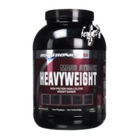 Boditronics Heavyweight 2kg black tub