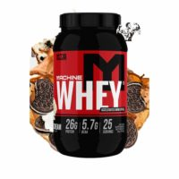 mts whey 2lb red tub