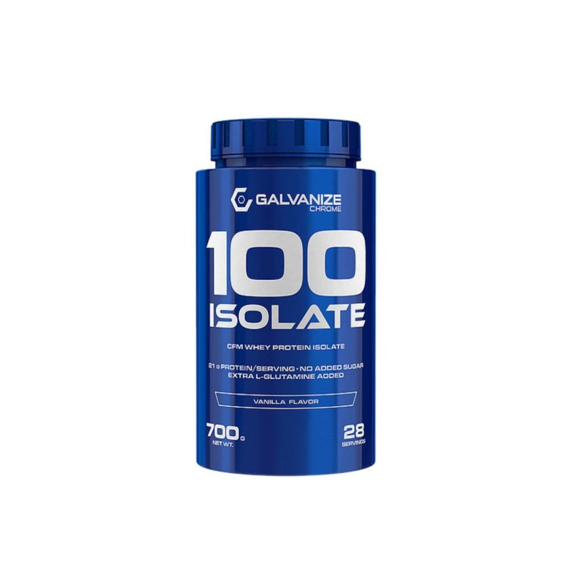 galvanize Nutrition isolate whey