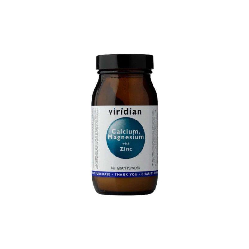 viridian calcium mag and zinc