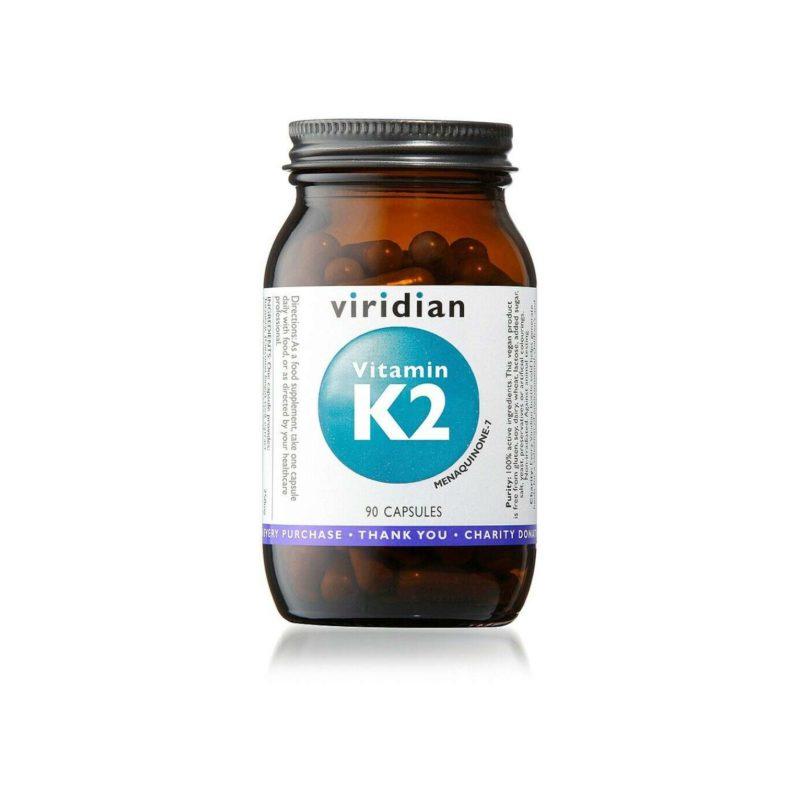 Viridian Nutrition K2