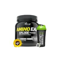 OLIMP AMINO EAA XPLODE BCAA EAA Glutamine Powder 520g