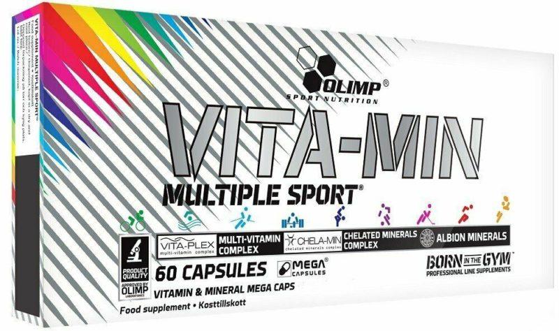 OLIMP Vita Min Multiple Sport Mega 60 Capsule