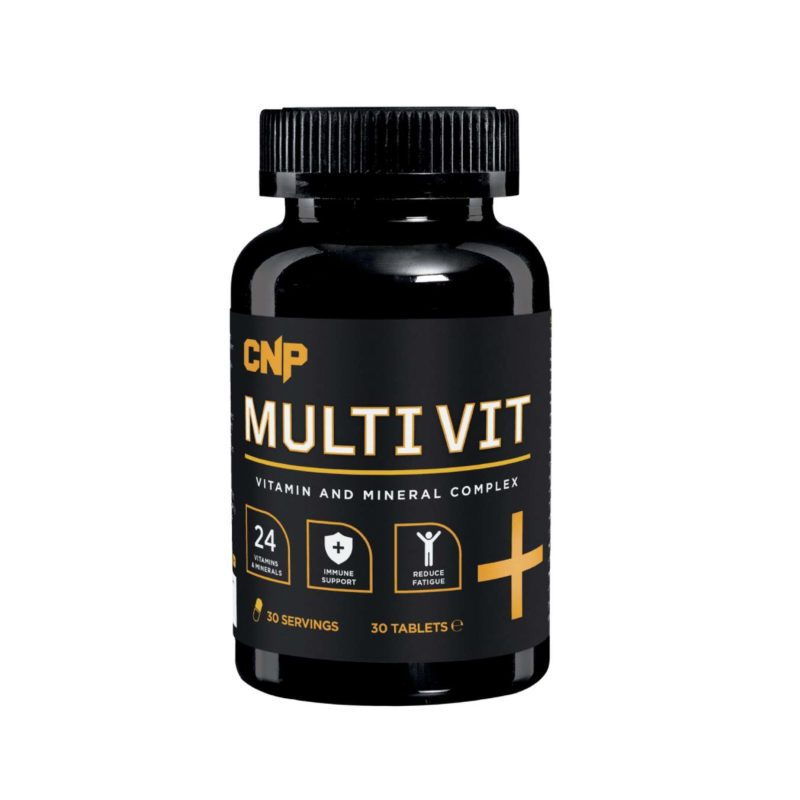 CNP Professional Multivit 30Caps | Immune Support | MultiVitamins & Minerals !