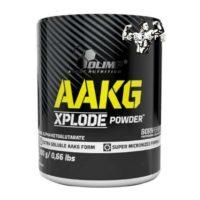 OLIMP AAKG XPLODE POWDER l-arginine alpha ketoglutarate amino nitric oxide 300g