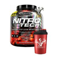 muscletech nitrotech protein