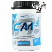 TREC CM3 Tri Creatine Malate TCM powder 500g Strength Builder !