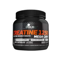 Olimp Creatine Mega Caps 400 Caps Jar The STRONGEST Creatine