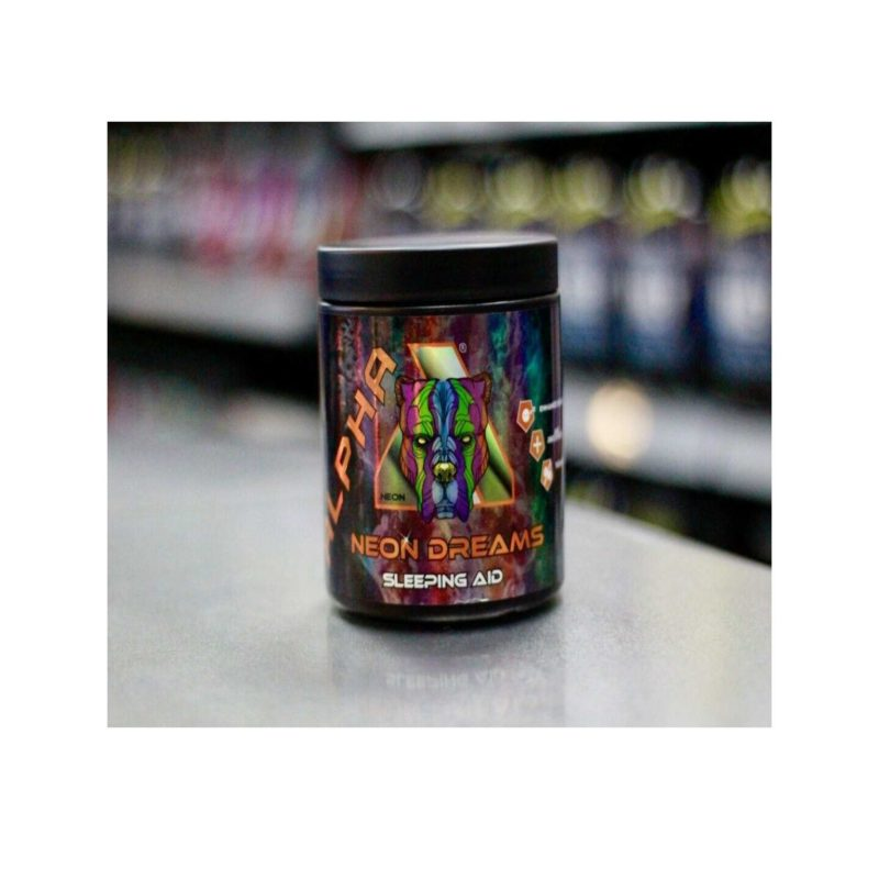 ALPHA NEON Dreams Recovery and repair 30 servings