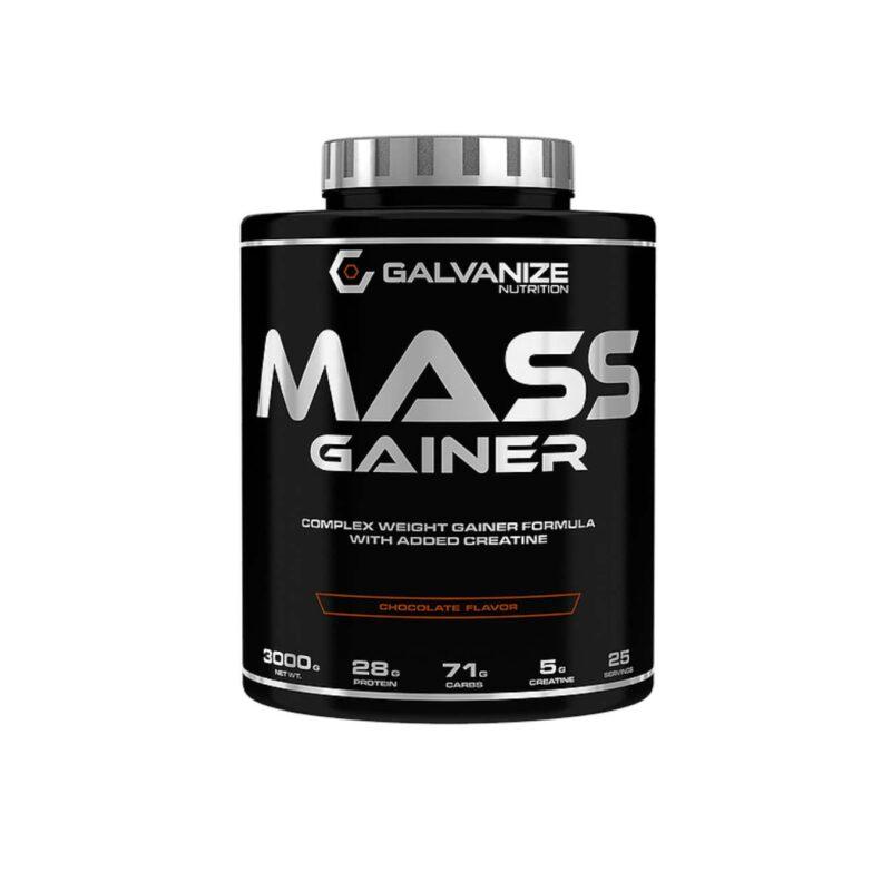 Galvanize Nutrition MASS GAINER 3000gr