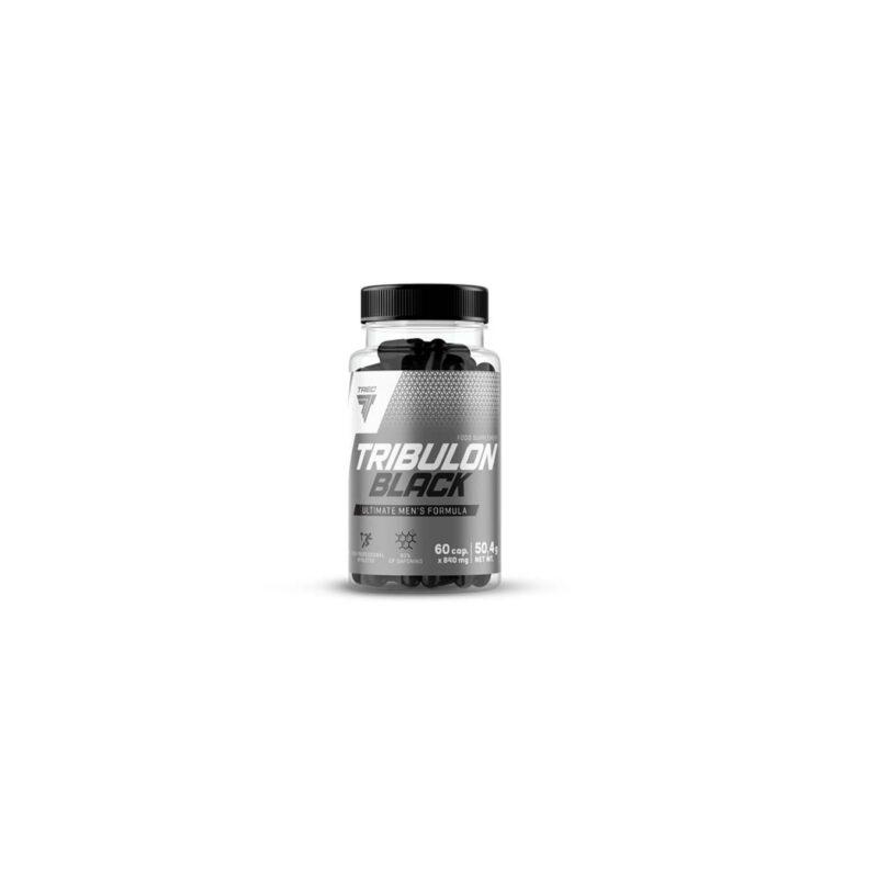 Trec Nutrition Tribulon Black - Strong Testosterone Booster 95% Tribulus Extract