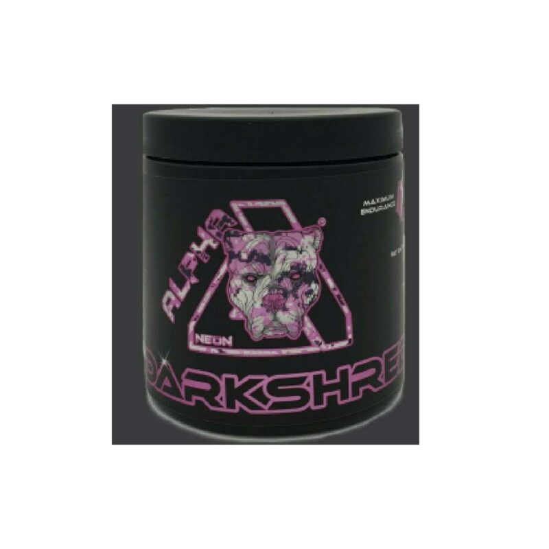 ALPHA NEON DARKSHRED Pre-Workout 30 SERVING