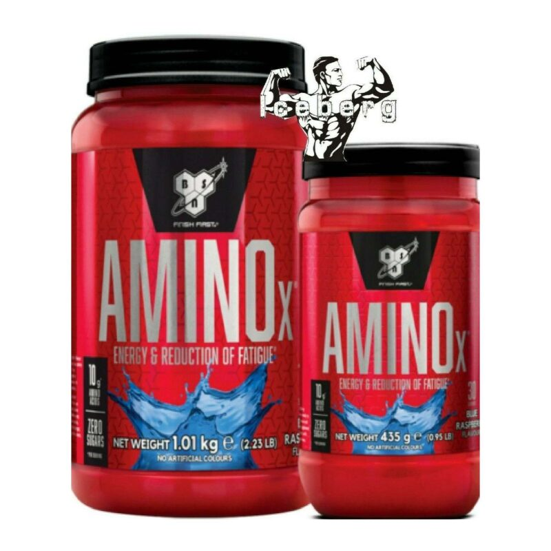 BSN Amino X BCAA 435 gram 30 serves - 1 kg 70 serves