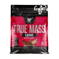 BSN Truemass 1200 4.8kg , Weight Gainer for CLEAN MASS & SIZE!