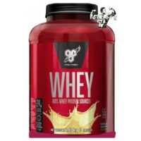 BSN WHEY DNA PROTEIN POWDER 1,87KG Lean Size Protein