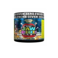Fireball Labz Jaw Breaker Pre-Workout - Super Pump Energy Endurance & Focus