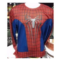 Compression Spider Man Theme Long Sleeve