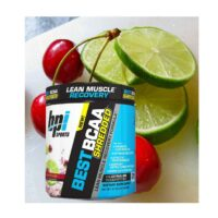 BPI Sports BCAA Shredded 25 Serv Amino Acids Cherry Lime Offer to expiry 06/20