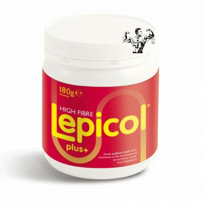 High Fibre 180g Lepicol Plus+ Gluten Free, Vegetarian.