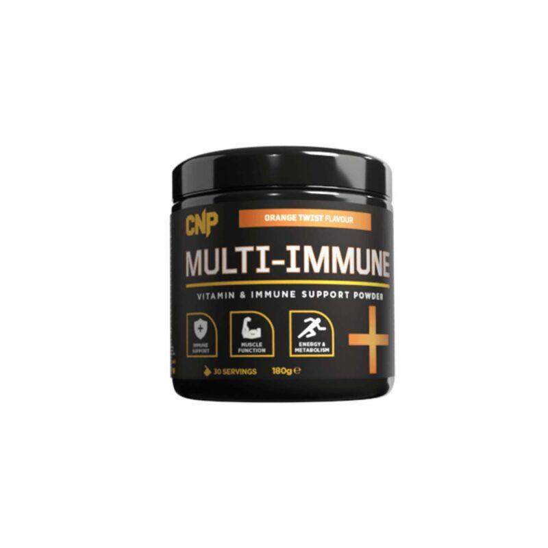 CNP PROFESSIONAL Multi Immune - Orange Twist Immune Boosting Supplement - 180g