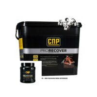 CNP Pro Recover Post Workout Recovery Drink 5kg And pro Creatine 500g.