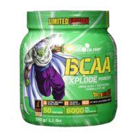 Olimp BCAA Xplode - (Dragon Ball Z Edition) - Amino Acids + Anti Fatigue Formula