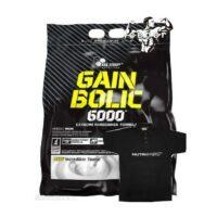OLIMP Gain Bolic 6000 6.8kg Mass Gainer Protein Creatine & TRAINING T SHIRT