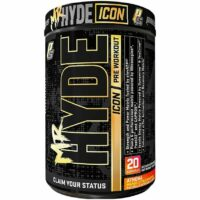 Pro Supps MR HYDE ICON Strong Premium Pre-Workout Extreme Energy