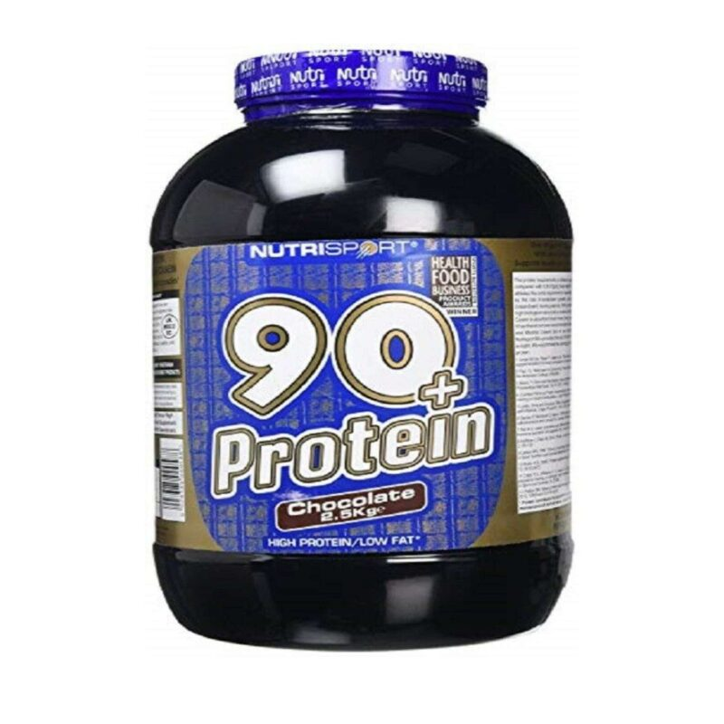 NUTRISPORT 90+ WHEY PROTEIN | LOW CARB | 2.5kg Lean Protein