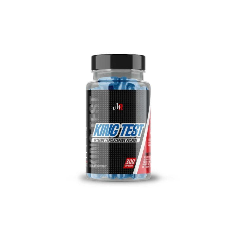 Musclerage KING TEST 300 Caps Testosterone Booster