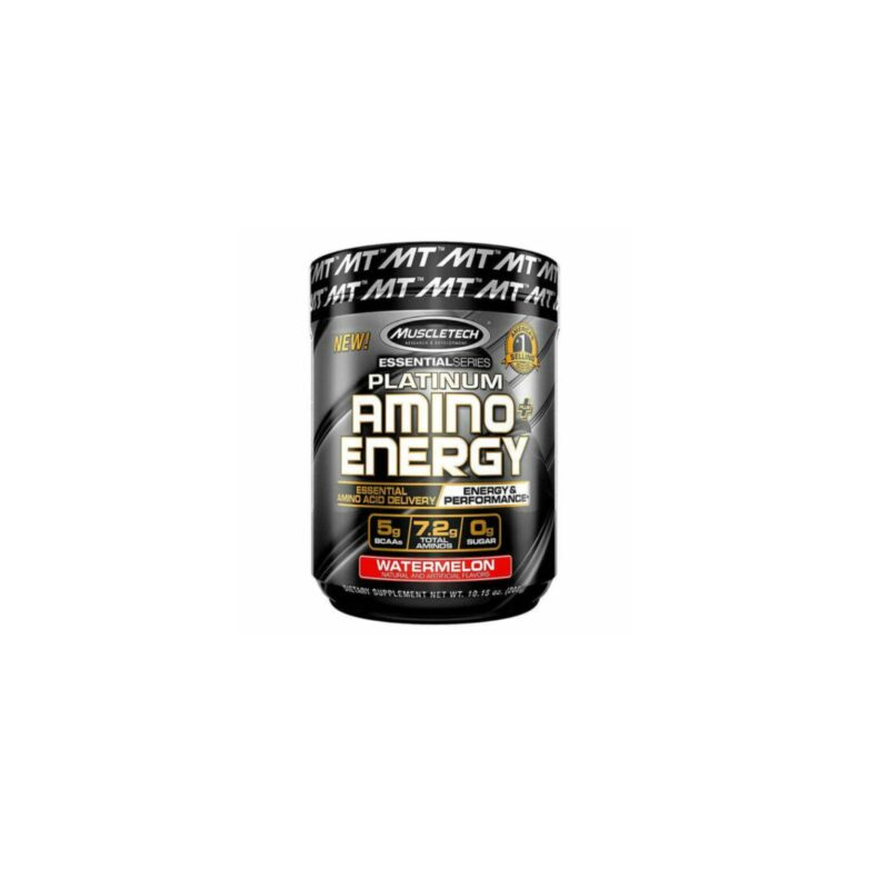 MuscleTech Platinum Amino Energy BCAA 30 Servings