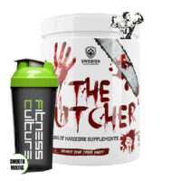 Swedish Supplements The Butcher Pre Workout - 420g