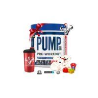 Applied Nutrition Pump 3G Pre Workout 375g