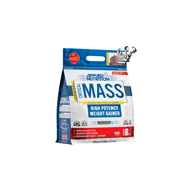 Applied Critical Mass 6kg - ORIGINAL Formula