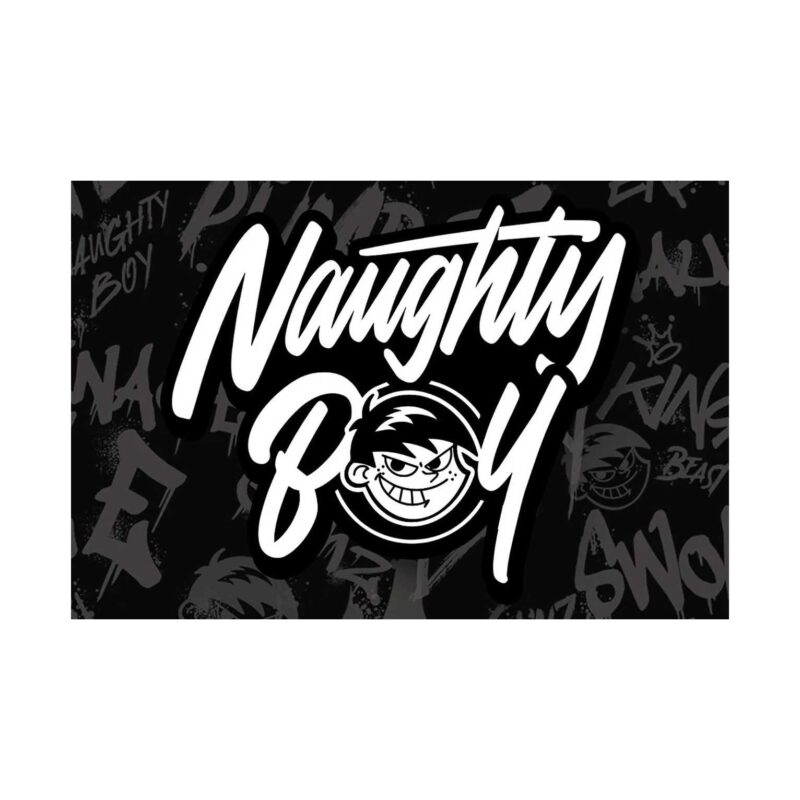Naughty boy Logo