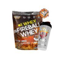 Fireball Labz #1 Whey #Fireball Whey 2010g