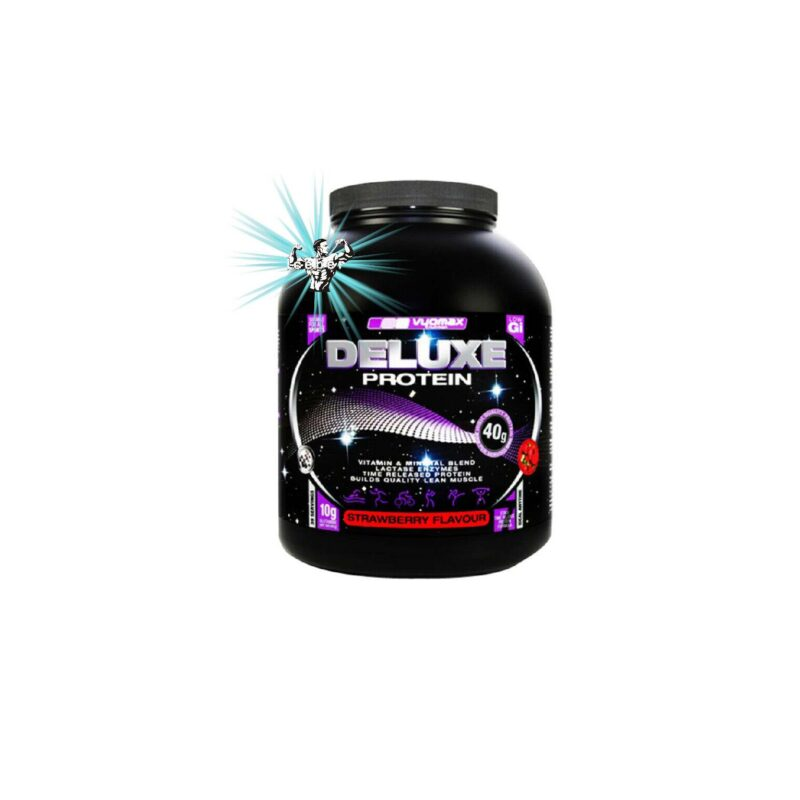 Vyomax Nutrition Deluxe Protein 2.2kg lean muscle protein