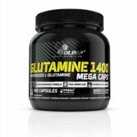 OLIMP Glutamine 1400 Mega Caps 300 Capsules