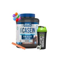 Applied Nutrition Micellar Casein Protein Powder Slow Release 1.8kg & Shaker