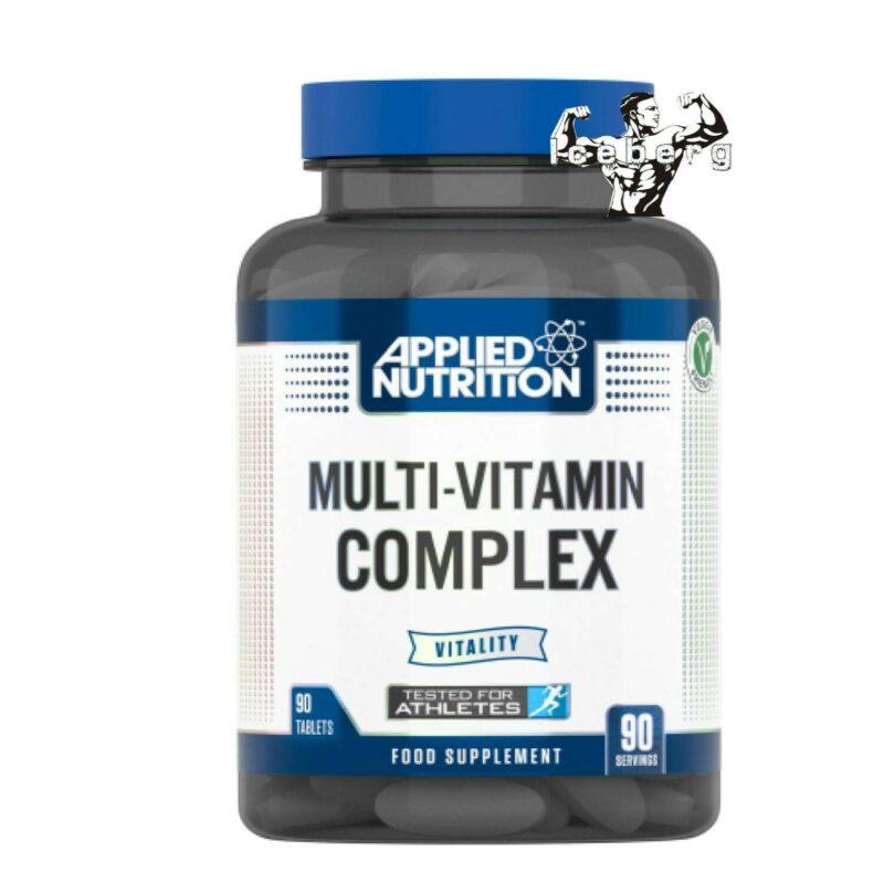 Applied Nutrition Multi-Vitamin Complex 90 Caps