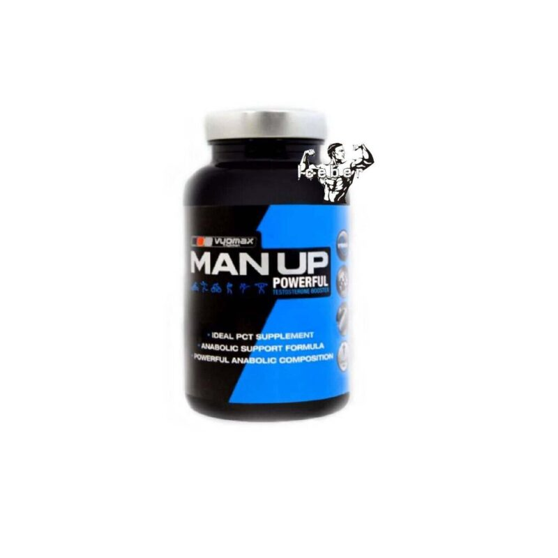 Vyomax Nutrition Man Up Test booster 60 Capsules