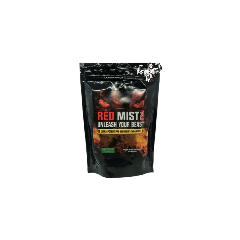 BODITRONICS RED MIST V4 PRE-WORKOUT (30 SERVINGS)