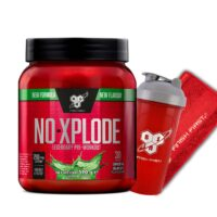 BSN No Xplode Pre Workout BRAND NEW FORMULA 50 serv