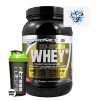 BODITRONICS ISO SPLASH CLEAR WHEY (908G) With FREE SHAKER