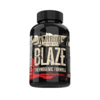 Warrior Blaze Reborn Fat Burners Weight Loss Slimming Aid 90 Caps
