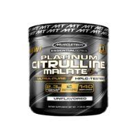 MUSCLETECH PLATINUM CITRULLINE MALATE PLUS vitamin c