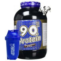 Nutrisport 90 Protein Whey Powder 2.5kg And Shaker! offer due to expiry 07/2021